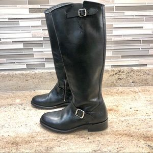 FRYE USA 🇺🇸 MADE TALL RIDING BOOTS